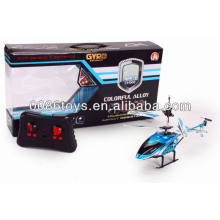 Hot gyro metal 3.5 canales RC helicóptero