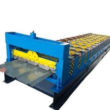 Lembaran Roofing Roofing Machine