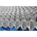 Pagar Link Chain Galvanized Wire Hot Dipped