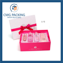 Pink Sweet Set Cosmetic Paper Box (CMG-PGB-076)