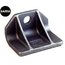 Carbone, alliage, pièces d'acier inoxydable perdues coulée de cire