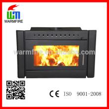 Model BI2500- high effiency black steel 25kw wood stove