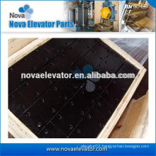 Lift Fishplate for Guide Rail