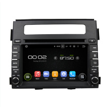 KIA SOUL GPS Navigations Auto DVD-Player