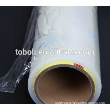 packaging materials pvc cling film supplier
