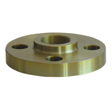 stainless thread steel flange