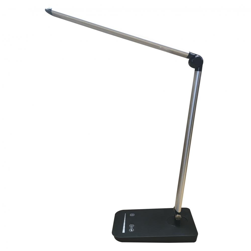Lámpara de mesa clásica LED giratoria de Dimmable