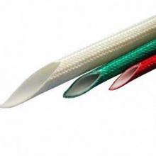 Douille de fibre de verre enduite par silicone à haute tension de 7KV