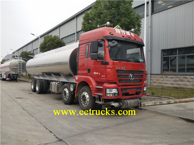 8000 gallon Petroleum Oil Trucks