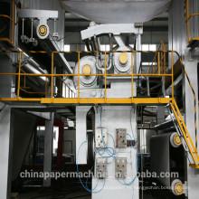 Máquina de tamaño Sistema de prensa de tamaño para máquina de papel