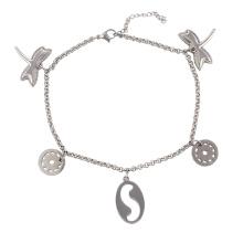 74299 xuping браслет из нержавеющей стали для изготовления ювелирных изделий