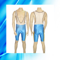85% Polyester 15% Spandex Man′s Cycling Bib Shorts