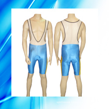 85% Polyester 15% Spandex Man′s Cycling Bib Shorts
