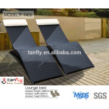 pretty synthetic PE rattan garden furniture