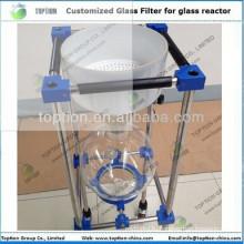 Налейте Тип вакуум-фильтре из пористого стекла 100л для продажи