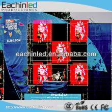P6 im Freien Super Slim Vermietung LED-Bildschirm