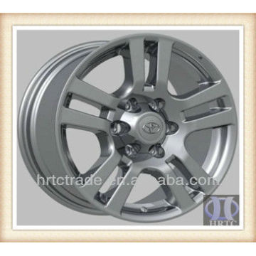 17/18 inch 4*4 alloy rims for toyota