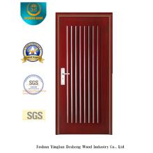 Porta de aço de segurança Simplestyle para interiores (b-3030)