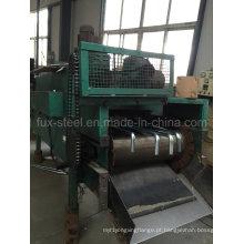 Rosca de Rosca de Fábrica, Equipamento de Secagem para Galvanização