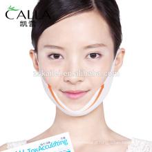 hidrogel Rosto que dá forma à máscara V forma que levanta a máscara facial magro