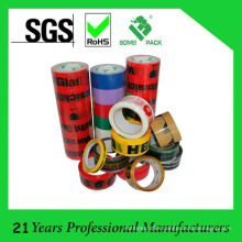 China Supplier Custom Logo Printed Adhesive Packing Tape