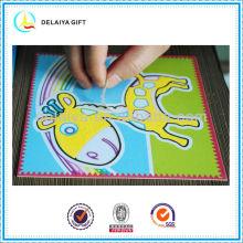 Искусство песка/песок стикер образовательные игрушки для детей