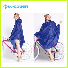 100% Polyester Bicycle Raincoat Rpy-034
