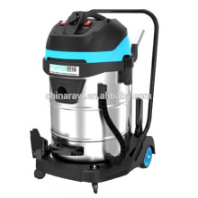 2000W/3000W big capacity wet and dry industrial vacuum cleaner for factory clean