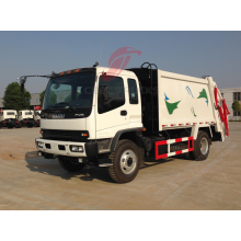 ISUZU 14cbm refuse collection truck