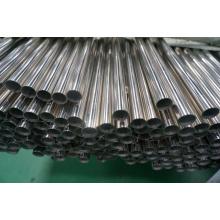 Tuyau d'approvisionnement en eau d'acier inoxydable de SUS304 en (22 * 1.2 * 5750)