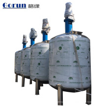 Food grade tomato paste mixing tank