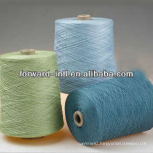 90%wool/10%cashmere blended yarn