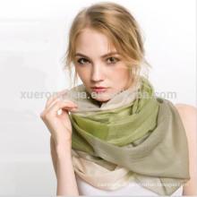 100% Kaschmir Pashmina dünner Schal für den Herbst