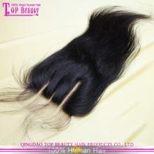 Китай высокое качество части волос на верхней части головы Оптовая цена дешевые человека кружева лобной части волос