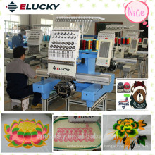 12/15 Needle Single Head Computer Operation Embroidery Machine