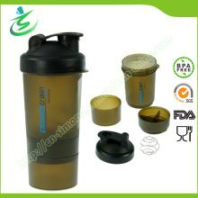 600ml BPA freie Protein Shaker Flasche, Shaker Cup