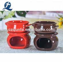 High Quality Kitchen Tableware Set Ceramic Soup Pots Casserole Cookware
