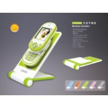 Foldable USB Mobile Phone holder with 1 USB hub