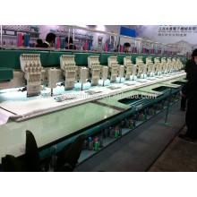 12 chenille máquina de bordado computarizado