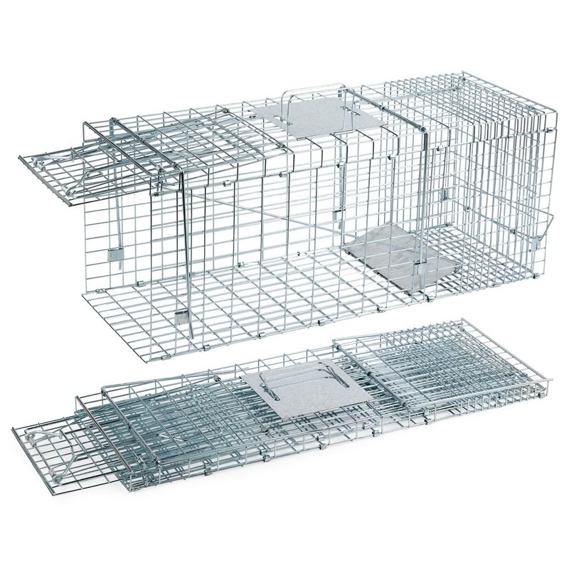 Foldable Cage Trap
