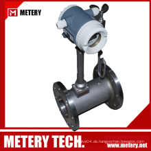 Überhitzter Dampfwirbel-Durchflussmesser Metery Tech.China