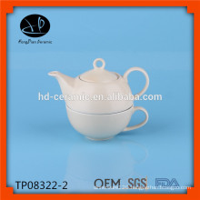 porcelain tea for one set,tea pot with cup,ceramic teapot and cup,stoneware tea set wholesale