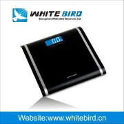 180kg LCD Digital ABS plastic Bathroom Scale