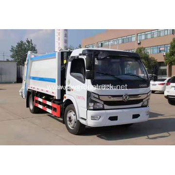 Cheap price 8TONS garbage collector truck