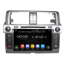 car stereo with dvd player for PRADO 2014