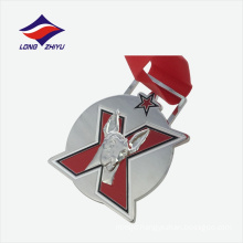 3D animal design sports use nice souvenir medal medallion