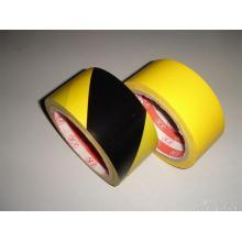 Ruban de sécurité PE / OPP de haute qualité couleur colorée