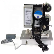 Automatic date code printing machine HP241B expiry date stamping machine  Ribbon Coder Printer