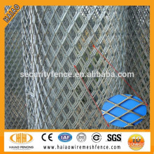 Construction hot-dipped galvanized expanded mesh with ISO 9001
