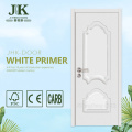 JHK-M02 White 2 Panel Interior Doors 2 Panel White Interior Doors 30 Minute Fire Rated Wooden Door